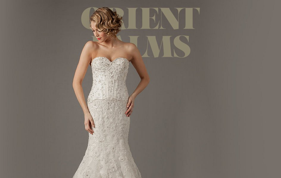 af66d7ea5609 MZ2 by Mark Zunino for Kleinfeld 2013 collection - Bridal