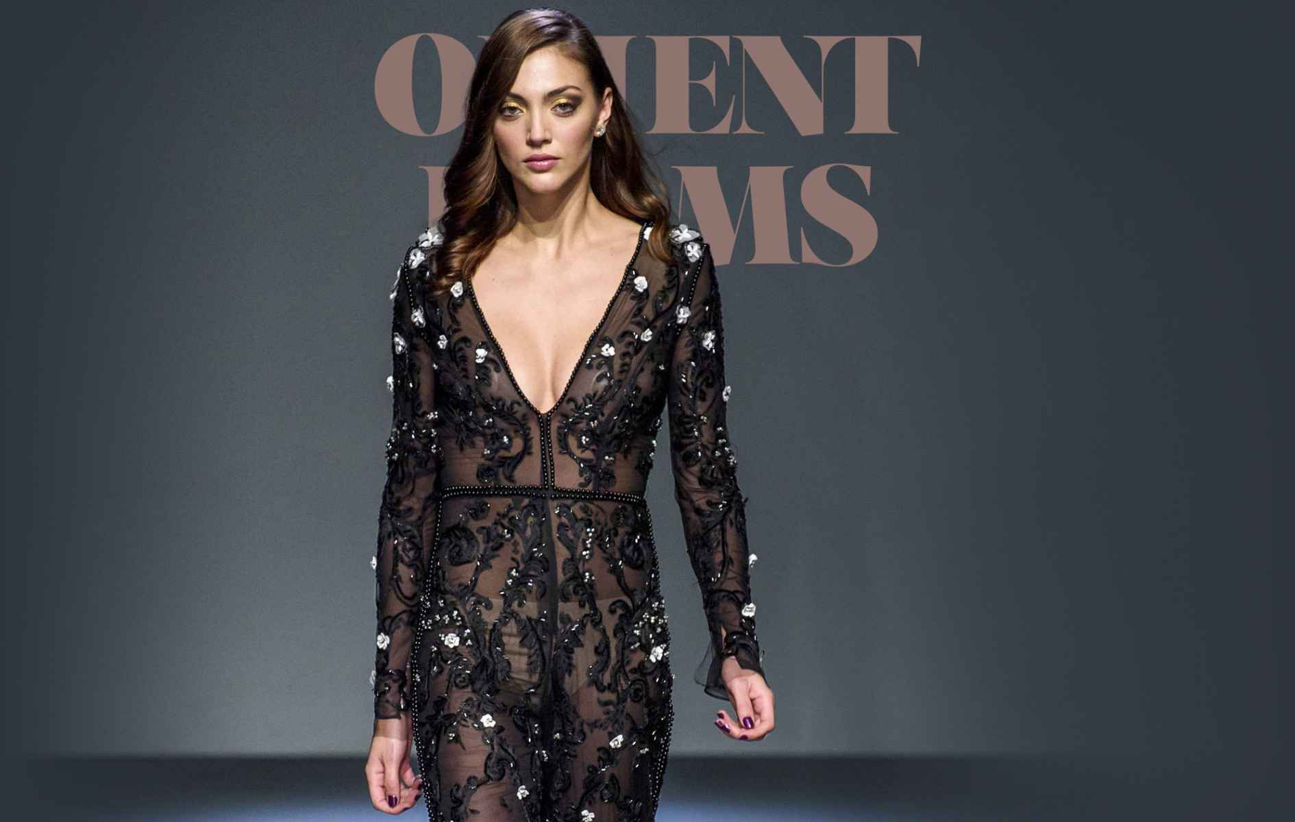 8099aba112432 Home Ready-to-Wear Pamella Roland fashion designer Maison Pamella Roland  Fall-winter 2018-2019