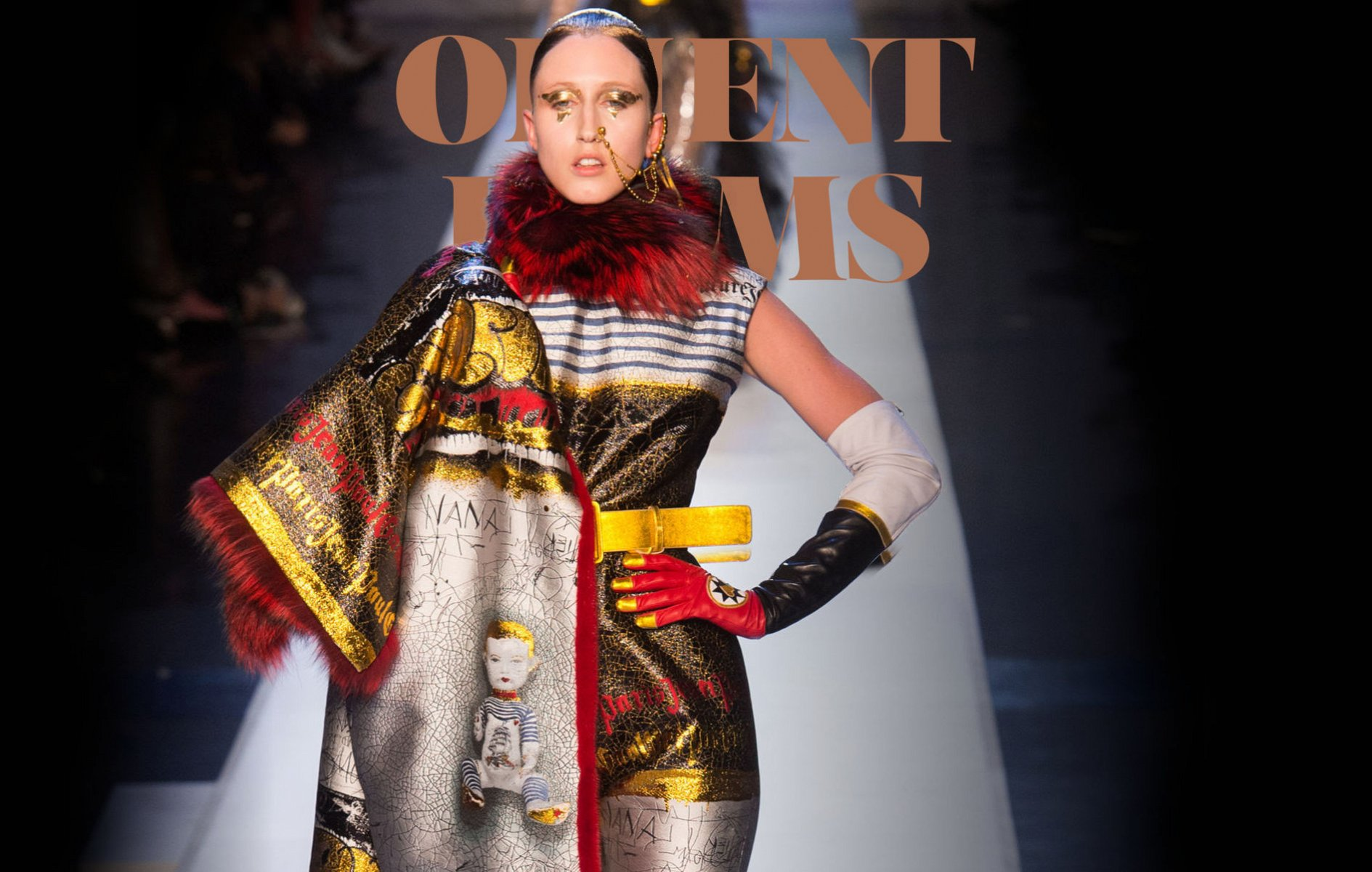 Jean Paul Gaultier Couture Fall Winter 2017 2018